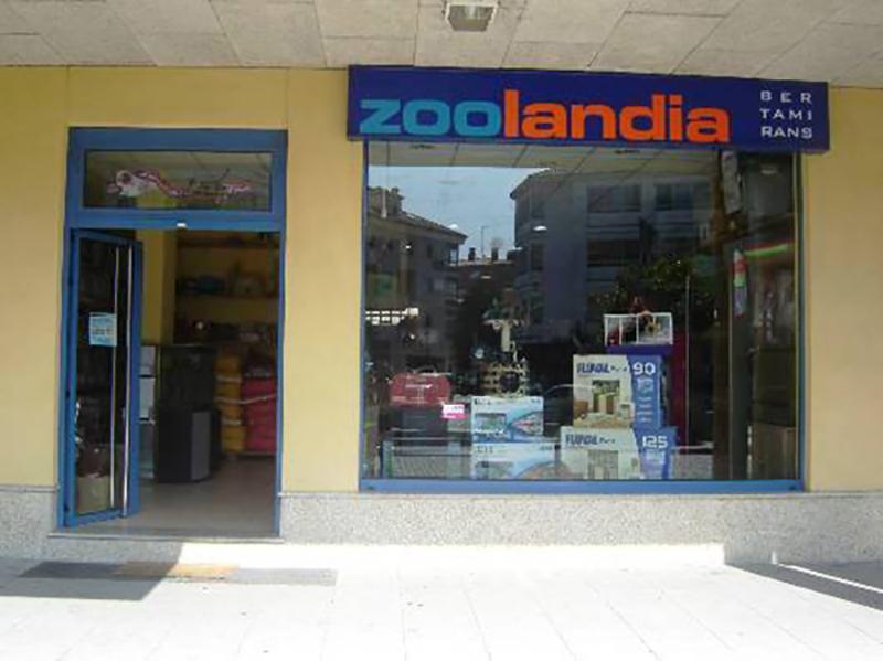 Zoolandia galicia bertamir ns virtual for Muebles compostela milladoiro